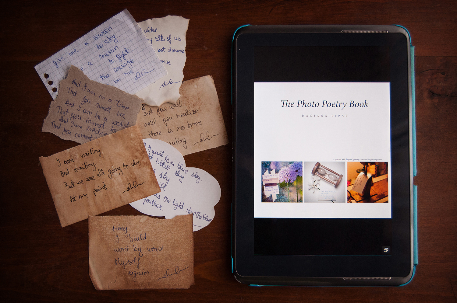 The Photo Poetry Book